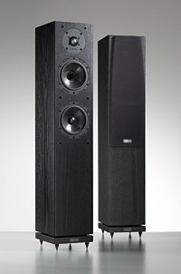 Stereo speakers - Contemporary - Home Electronics - other metro