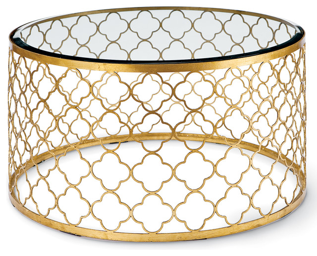 Gold Metal And Gl Coffee Table Addicts - Gold And Glass Coffee Table CoffeTable