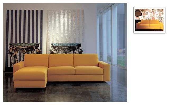 Modern sofa beds - SB 42 - Made in Italy modern-futons