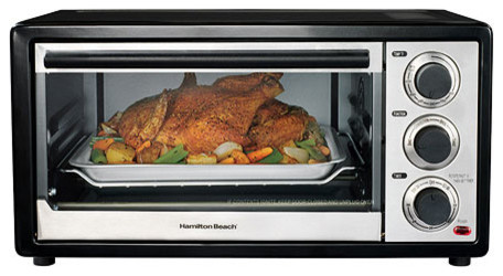 Convection 6 Slice/Broiler Toaster Oven contemporary
