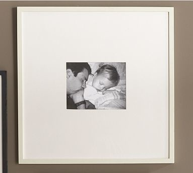 Wood Gallery Oversized Picture Frame 25 X 25 Quot Modern