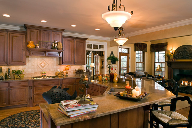 Our Projects traditional-kitchen