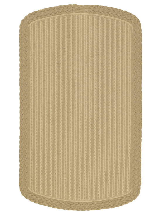 Salt Marsh Rope Border rug in Camel - One of our most innovative designs!  With our signature rope border, this pure polypropylene collection takes versatility to a whole new level.