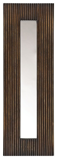 Greensboro Wood Mirror contemporary-mirrors