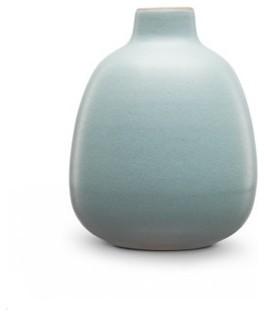 Bud Vase, Aqua contemporary-vases