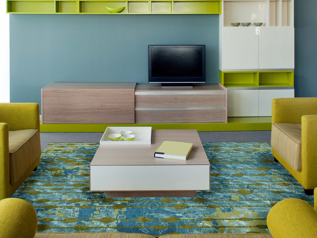 Connextion Collection contemporary-rugs