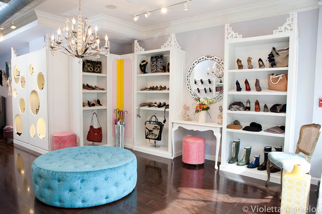 Dream Closet Ideas Taken From Retail Design