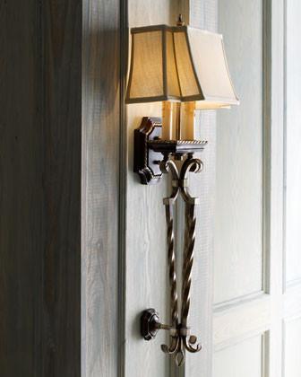 """Castalia"" Wall Bracket traditional-wall-lighting"