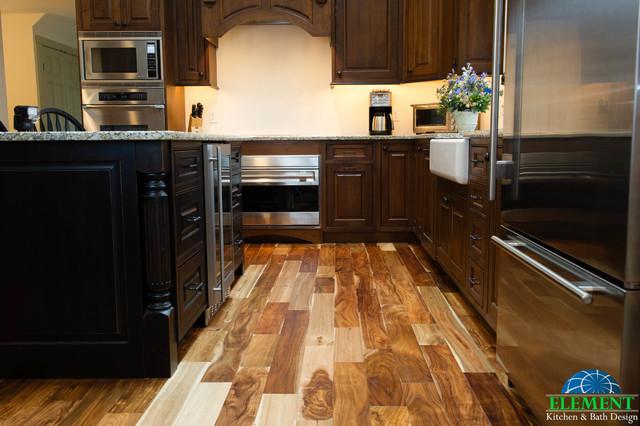 West Chester Pennsylvania Kitchen Renovation traditional-kitchen
