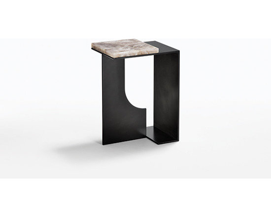 ABSINTHE SIDE TABLE by Holly Hunt -