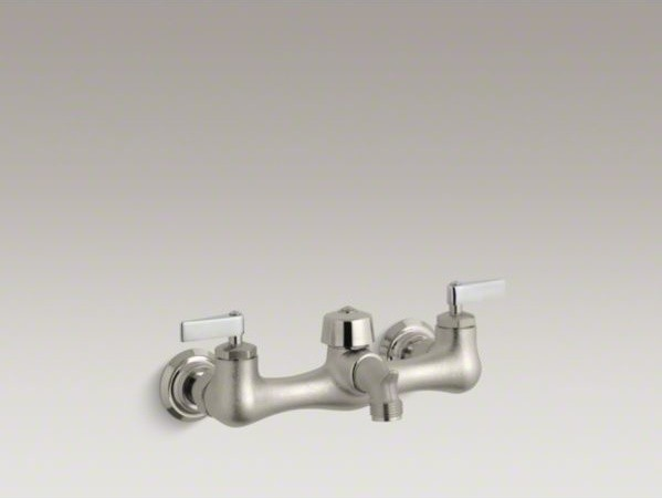 ... service sink faucet with 2-1/4