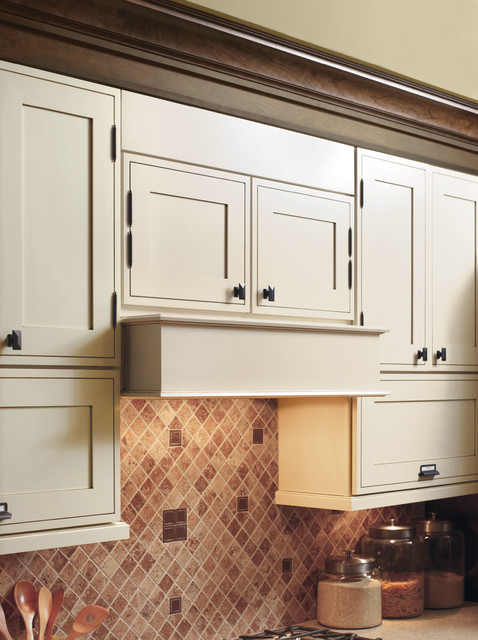 Decora Wood Canopy Hood - Traditional - Range Hoods And ...