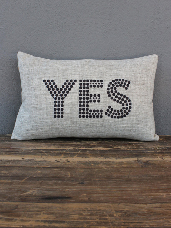 yes pillow - please e-mail us at info@redinfred.com for more information + purchasing availability