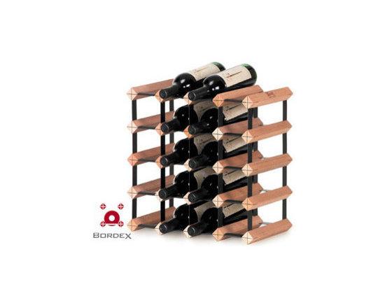 Bordex 20 Bottle Wine Rack Kit -