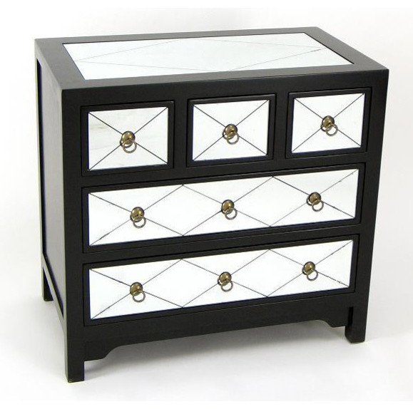 Tanner Mirror Chest Contemporary Dressers By Modern