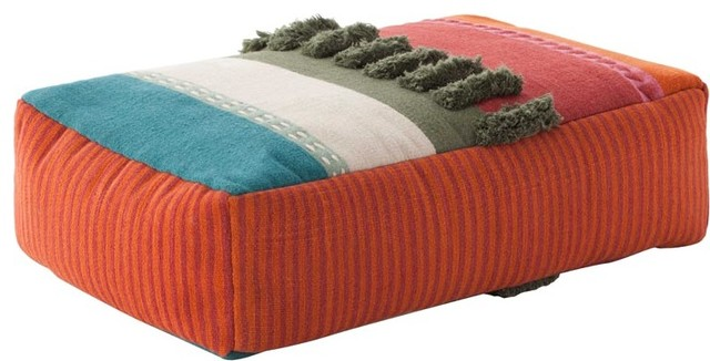 Gandia Blasco Alexandra Pouf Ottoman contemporary-footstools-and-ottomans