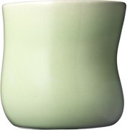 Large Green Mano Cup eclectic-dinnerware