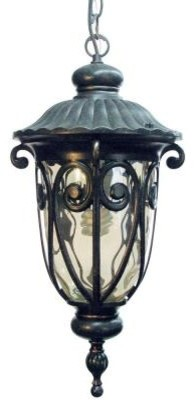 Outdoor Lighting. Viviana Collection Wall mount 1-Light Outdoor Lamp contemporary-outdoor-wall-lights-and-sconces