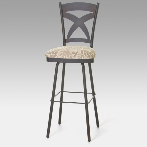 Amisco 26-Inch Marcus Swivel Counter Stool contemporary-bar-stools-and-counter-stools