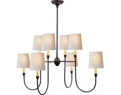VENDOME LARGE CHANDELIER contemporary-chandeliers