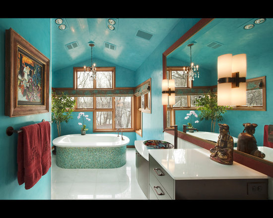 Turquoise Bathroom Design Ideas Pictures Remodel And Decor