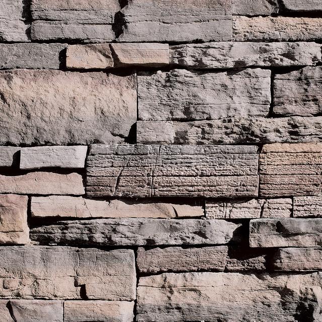 Mediterranean Kitchen Mastic: Weathered Edge Stone Veneer