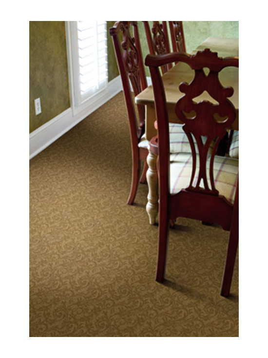 Royalty Carpets - Garden View furnished & installed by Diablo Flooring, Inc. showrooms in Danville,