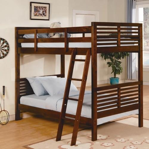 Paula II Twin over Twin Bunk Bed modern-beds