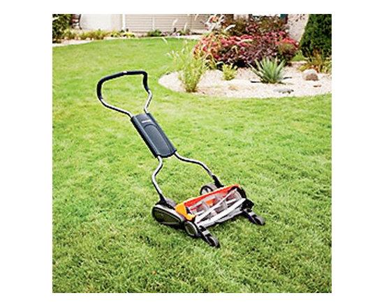 Reel Lawn Mower -