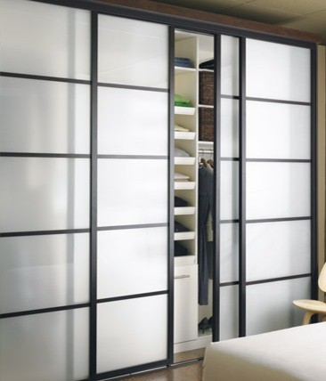 Closet doors for Sliding glass doors vancouver
