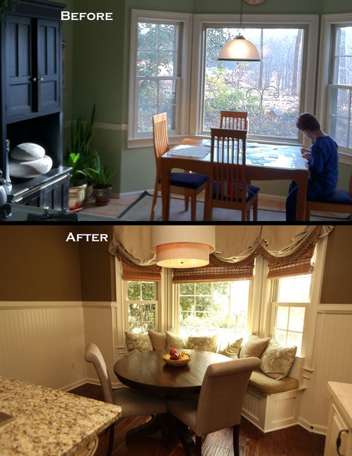 Kitchen B&A traditional