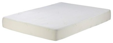 Boyd Pure Posture 12 in. Latex Mattress modern-beds