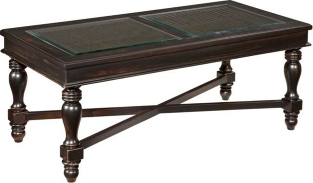 Broyhill Mirren Pointe Rectangular Cocktail Table And End Table Set 4026 001 Traditional