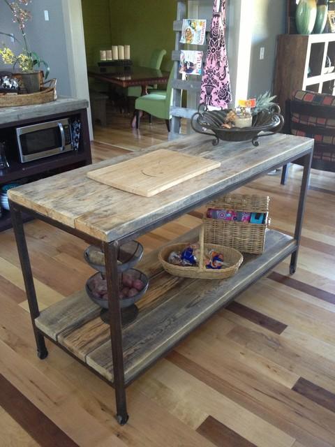 urban revival designs traditional-bar-tables
