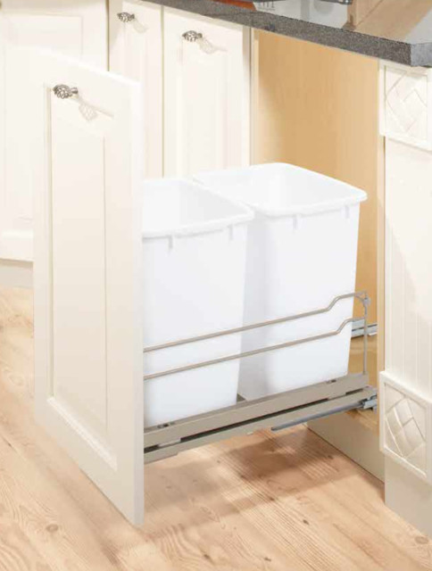 waste bins by clever storage trash cans wilmington by clever storage by kesseb hmer. Black Bedroom Furniture Sets. Home Design Ideas