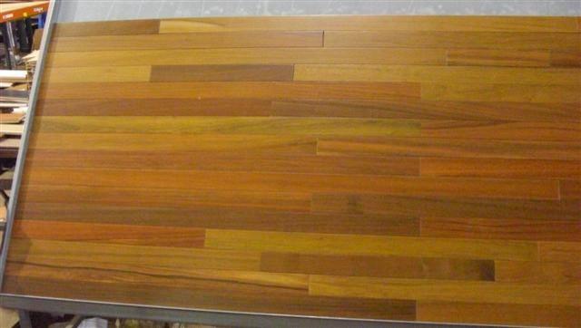 Unfinished Exotic / Brazilian Hardwood Flooring