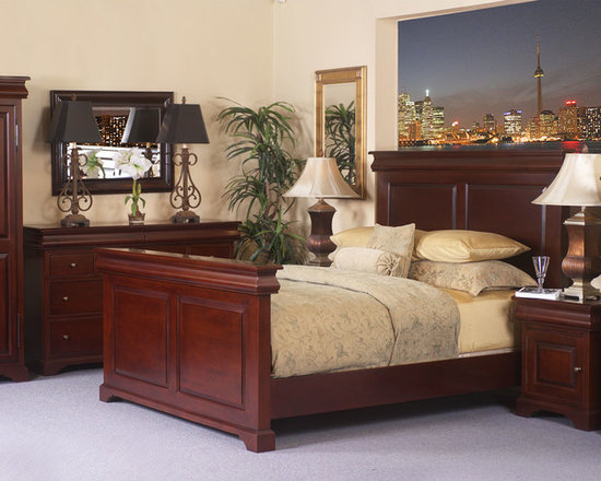 Maison Bedroom Furniture - Solid Wood Furniture - Hand Crafted - Kevin