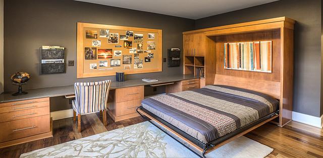 Ashton Woods Atlanta Bedrooms contemporary-bedroom