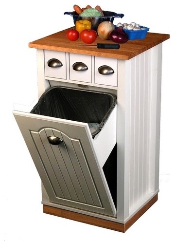 butcher block bin kitchen island white modern kitchen islands and
