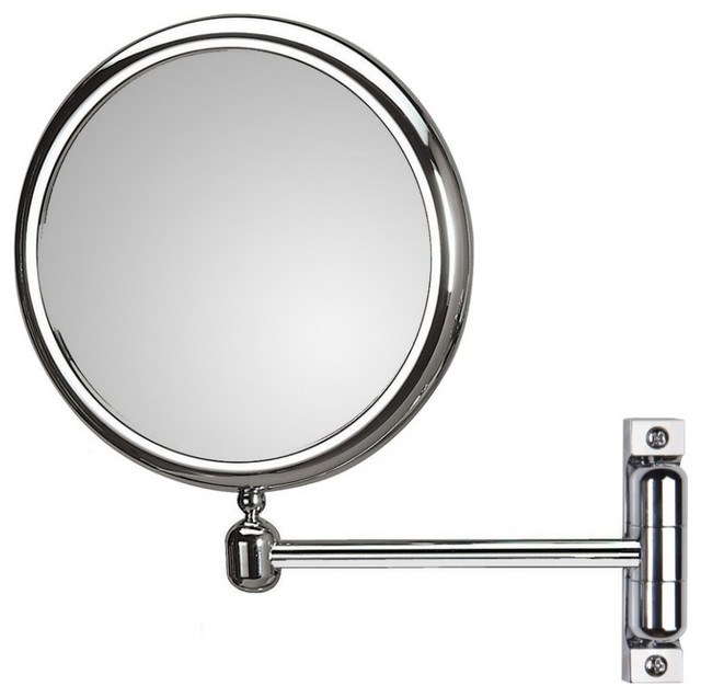 Doppiolo Magnifying Mirror contemporary-makeup-mirrors