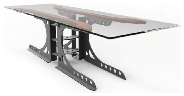 Table Industrial Dining Tables Toronto By Pekota Design