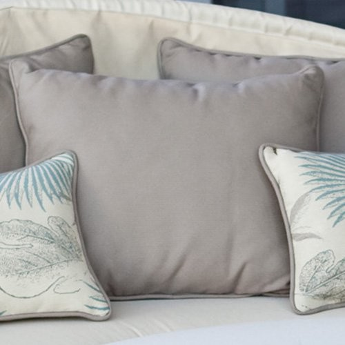 Terrace Living Escapade 22 x 18 in. Toss Pillows - Set of 2 contemporary outdoor pillows