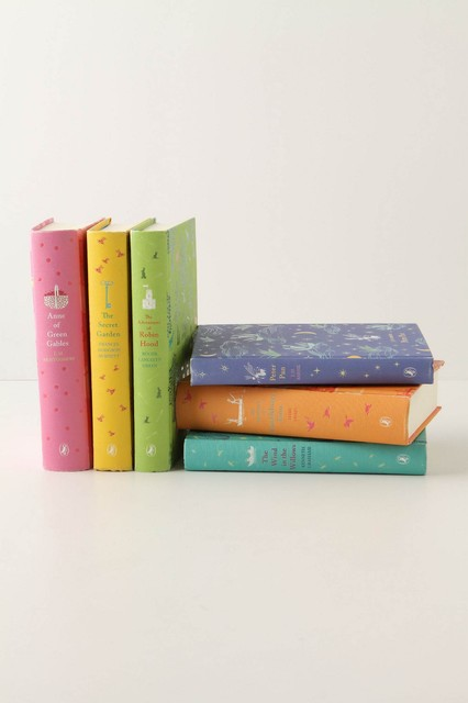 Penguin Classics for Children eclectic books