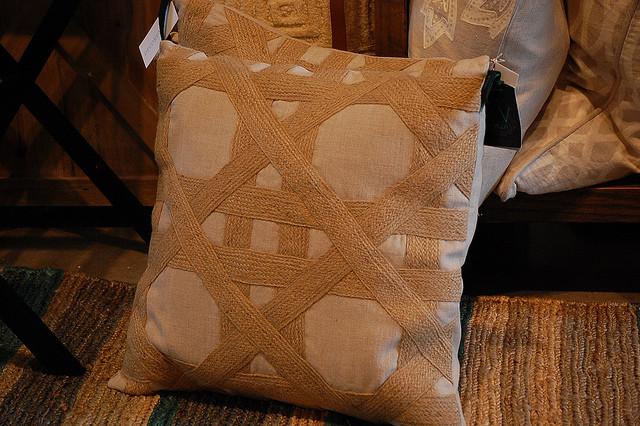 Hartford Natural Pillow contemporary-decorative-pillows