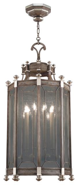 Villa Vista Lantern, 807640ST transitional-pendant-lighting