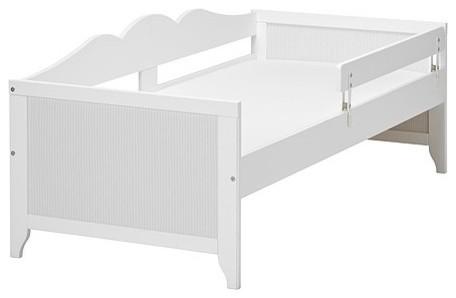 bunk beds loft bed with desk underneath crib with lit hensvik. Black Bedroom Furniture Sets. Home Design Ideas