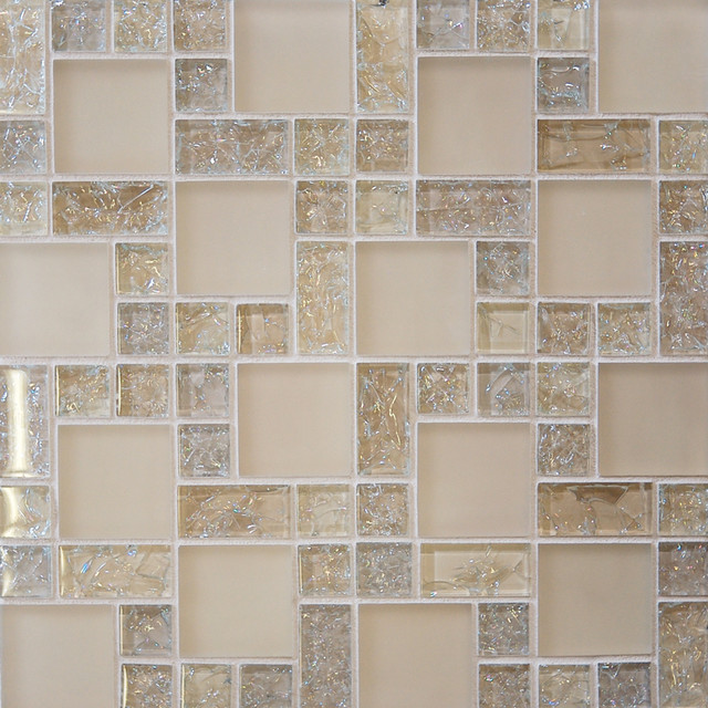 Ice Crackle Series contemporary-tile