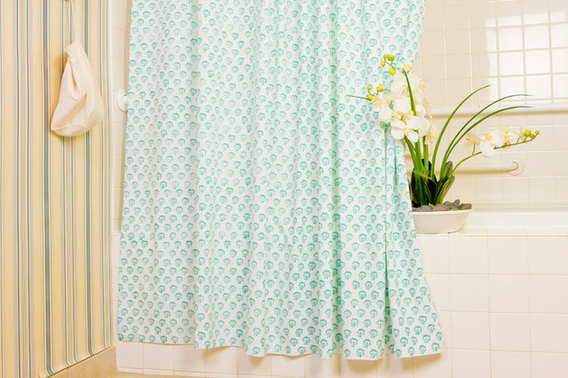Designer Shower Curtains - tropical - bath products - other metro