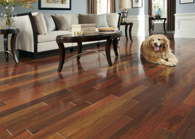 Bellawood Brazilian Walnut - Hardwood Flooring - by Lumber Liquidators