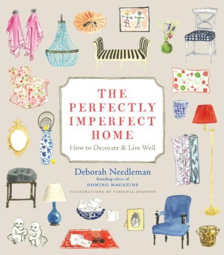 The Perfectly Imperfect Home: How to Decorate and Live Well eclectic books